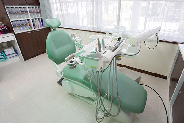 天野歯科医院の設備案内