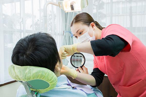天野歯科医院では治療だけなく予防にも力を入れています