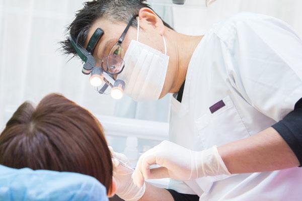 天野歯科医院の治療のこだわり